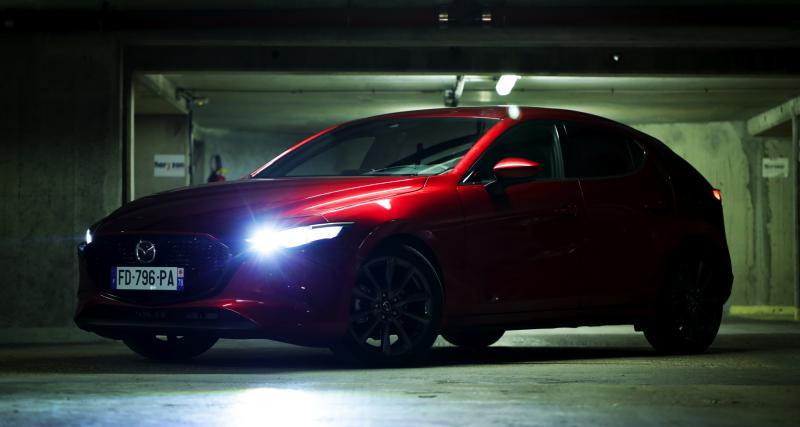 Nouvelle Mazda 3 : nos photos en avant-première à Paris !