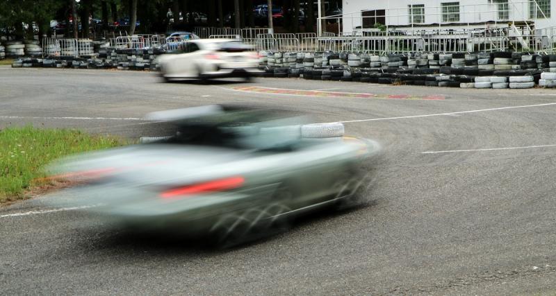 Flashé au volant d'une Audi S3 à 169 km/h sur une nationale