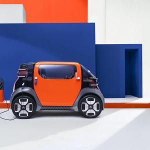 Citroën Ami One Concept : tout le monde en vert !