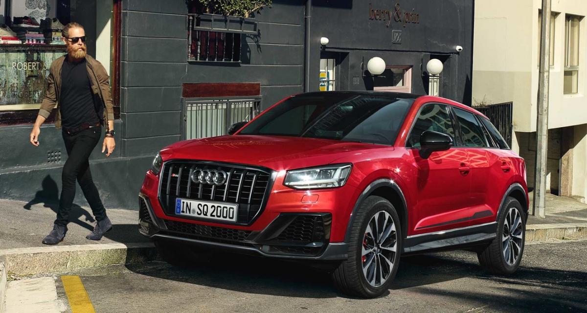 Audi SQ2 : prix, équipements, motorisation… tout ce qu'il faut savoir sur le SUV sportif