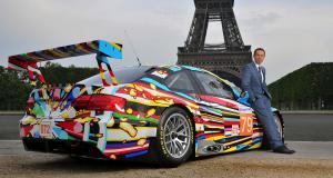 BMW Art Cars : elles roulent pour Paris !