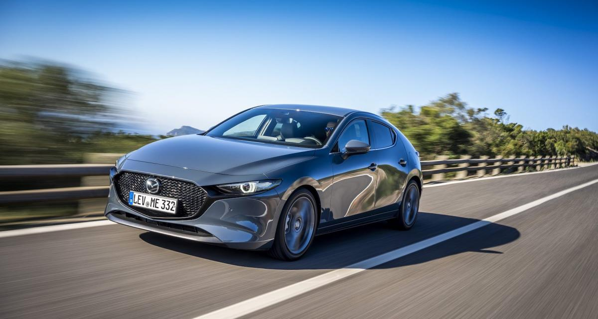 Essai Mazda3 Skyactiv-G 2.0 122 ch : nos impressions au volant de la nouvelle compacte japonaise
