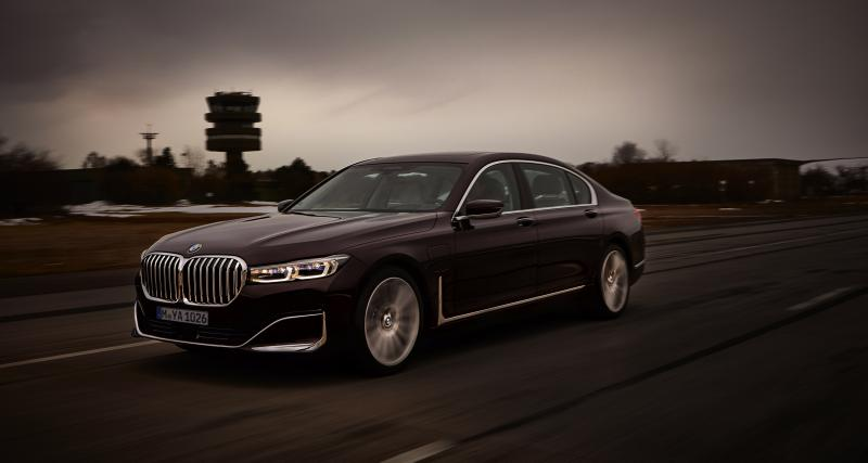 BMW Serie 7 : trois versions attendues