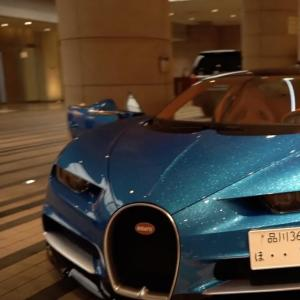 1 million de dollars d'options pour cette Bugatti Chiron !