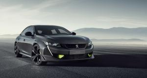 Peugeot 508 Sport Engineered : un concept hybride sportif