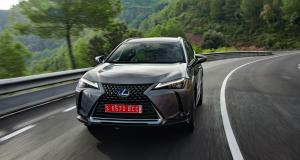 Essai Lexus UX 250h Luxe 2WD : nos impressions au volant du petit SUV premium