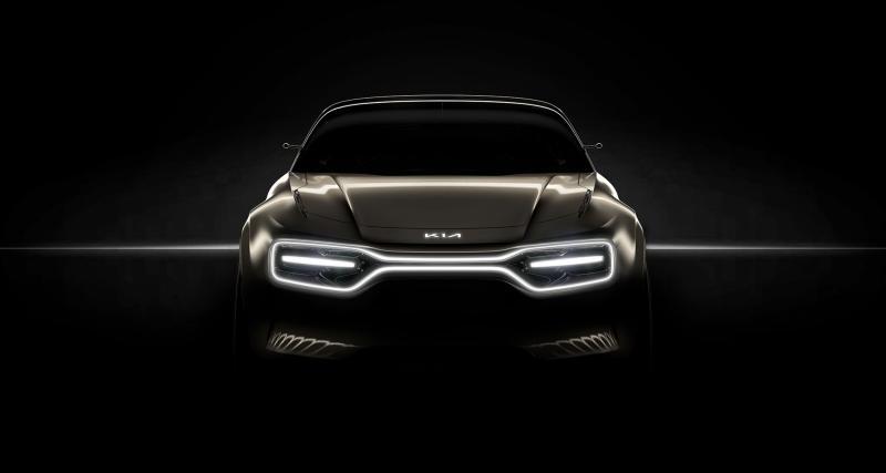 Salon de Genève 2019 : Kia dévoile la première image de son concept électrique