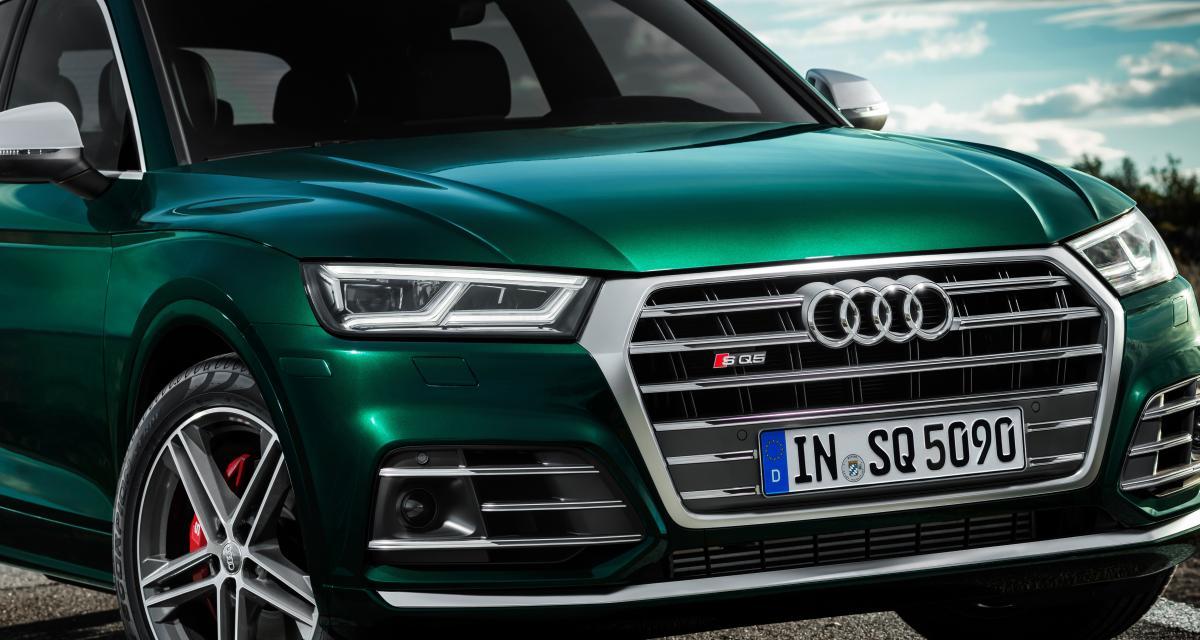 Audi SQ5 2019 : la version diesel arrive cet été