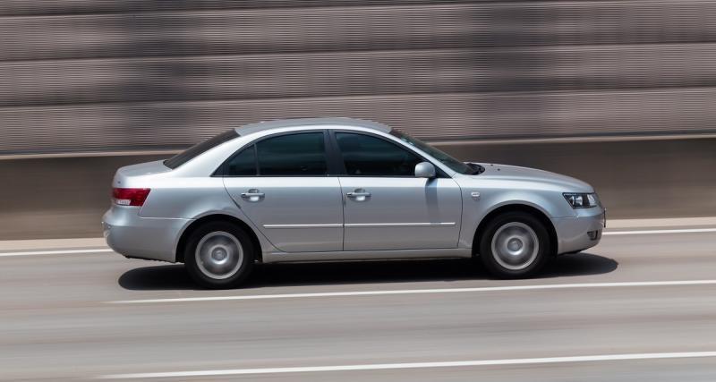 La voiture de la secrétaire d'Etat flashée à 150 km/h au lieu de 110