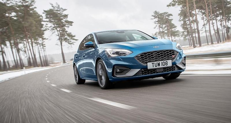 Nouvelle Ford Focus ST : tout ce qu'il faut retenir
