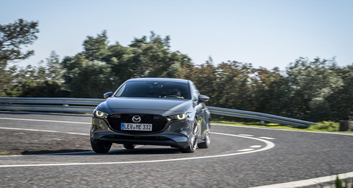 Mazda3 : notre essai en 4 points
