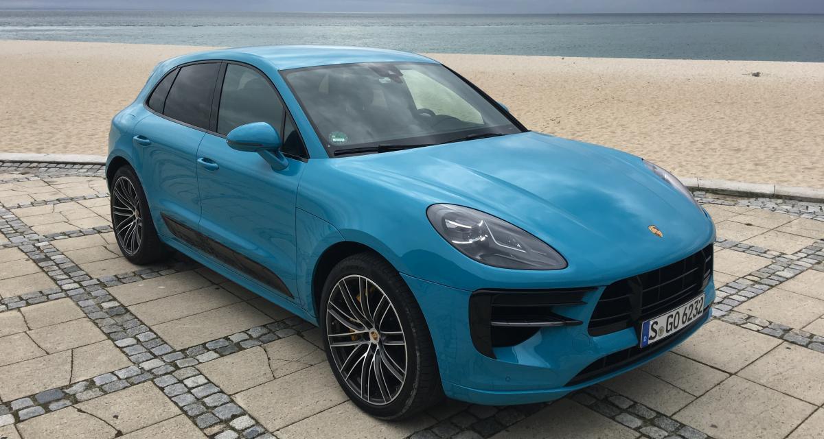 Essai Porsche Macan restylé : nos impressions au volant