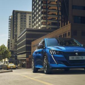 Peugeot e-208: 100% électrique et entre 340 km et 450 km d'autonomie
