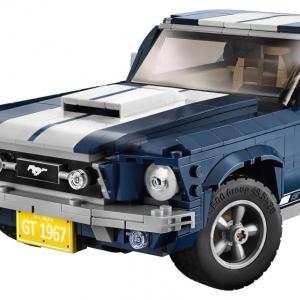 Une Ford Mustang de 1967 en version Lego !