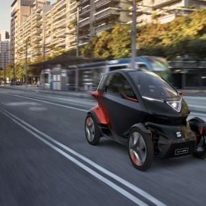 Seat Minimo : toutes les photos du concept car électrique