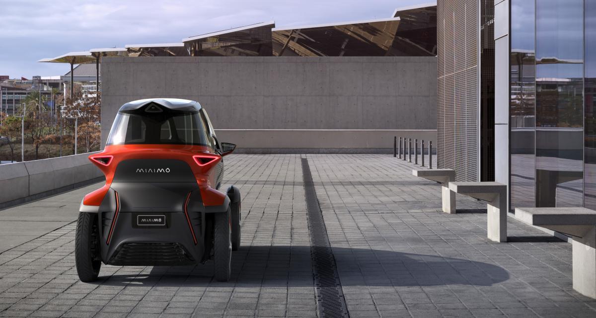 Seat Minimo : un mini concept aux grandes ambitions