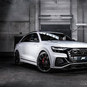 Audi Q8 : toutes les photos de la version ABT Sportsline