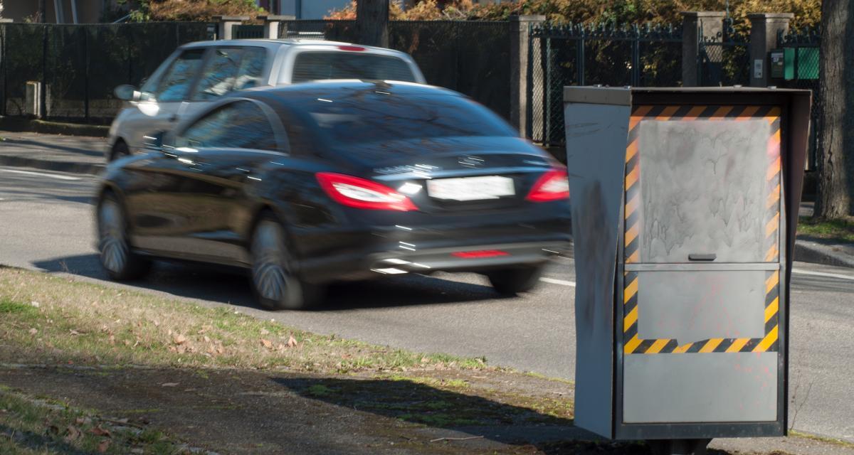 Flashé à 158 km/h sur une route limitée à 80 au volant de son Audi A4