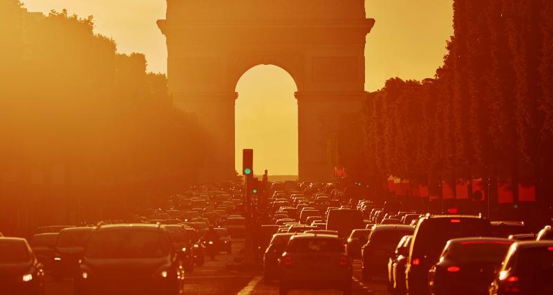 Circulation alternée à Paris mercredi 27 février : qui peut circuler ?