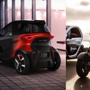 Design, technologie, autonomie : la Seat Minimo face à la Renault Twizy