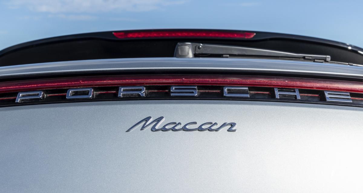 Le futur Porsche Macan 2020 sera 100% électrique !
