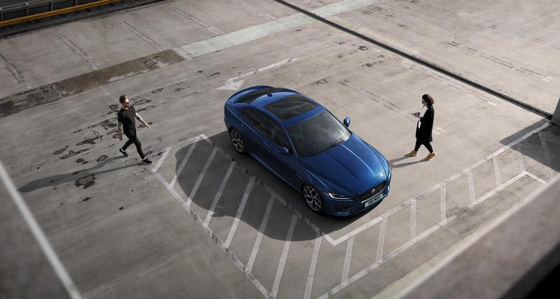 Jaguar XE 2019 : restylage affûté en vue !