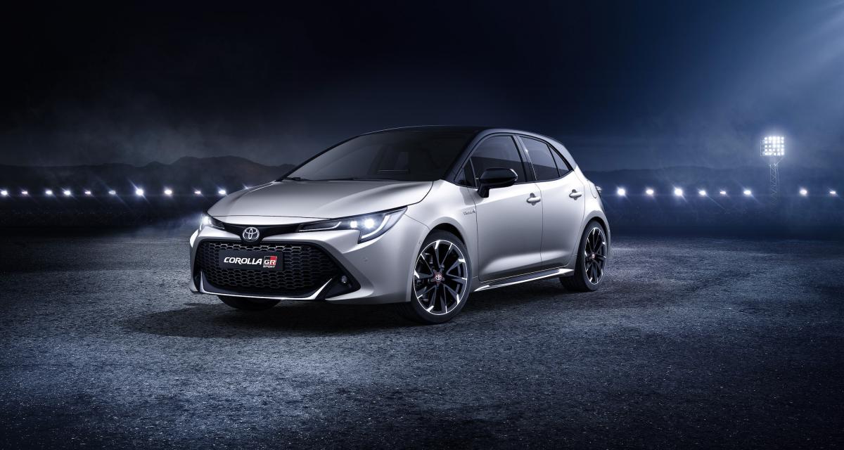 Toyota Corolla « GR Sport » et « Trek » : toutes les photos des éditions spéciales