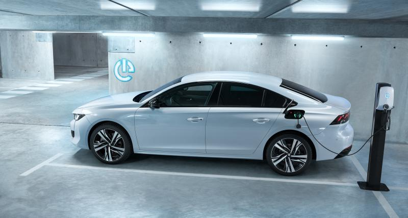 La gamme Peugeot Plug-in Hybrid