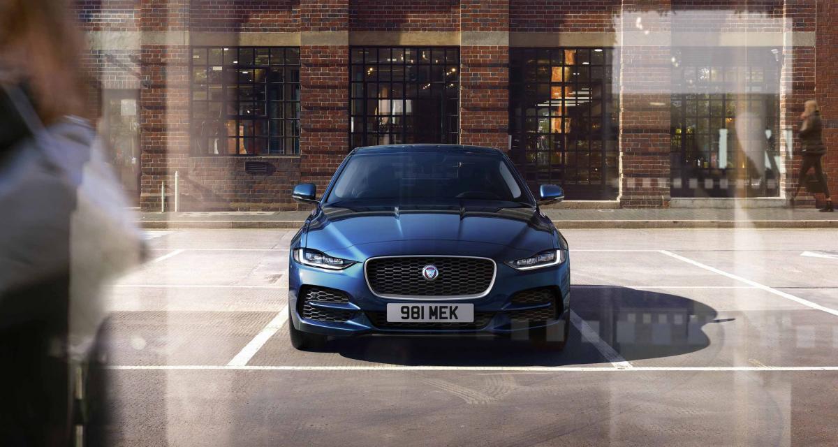 Jaguar XE : le restylage de la berline en 4 points