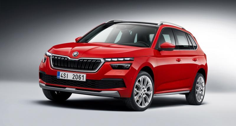 Skoda Kamiq : le nouveau SUV urbain en 4 points