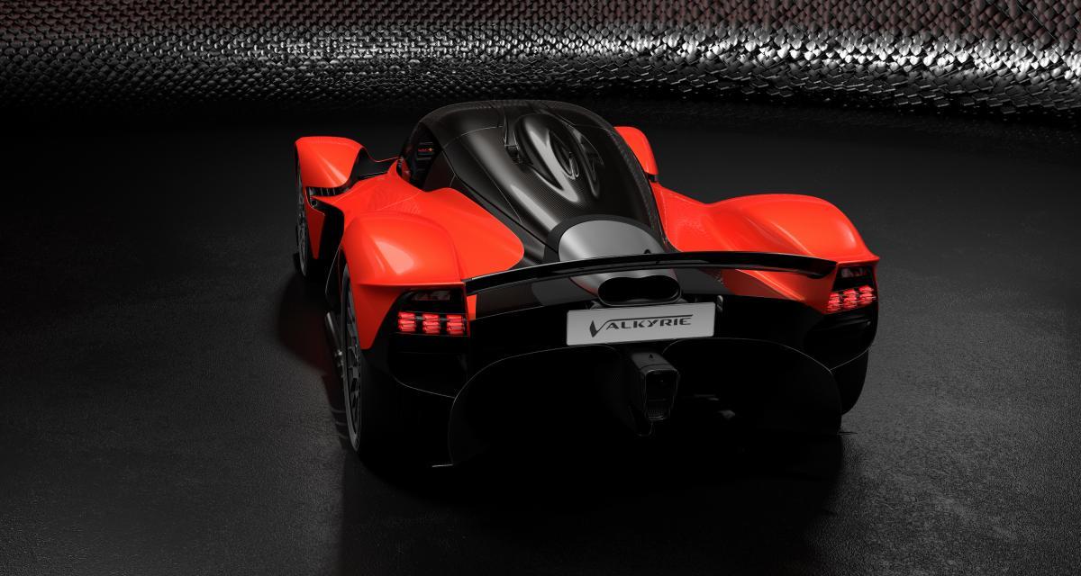 Aston Martin Valkyrie: guerrière de 1 160 chevaux