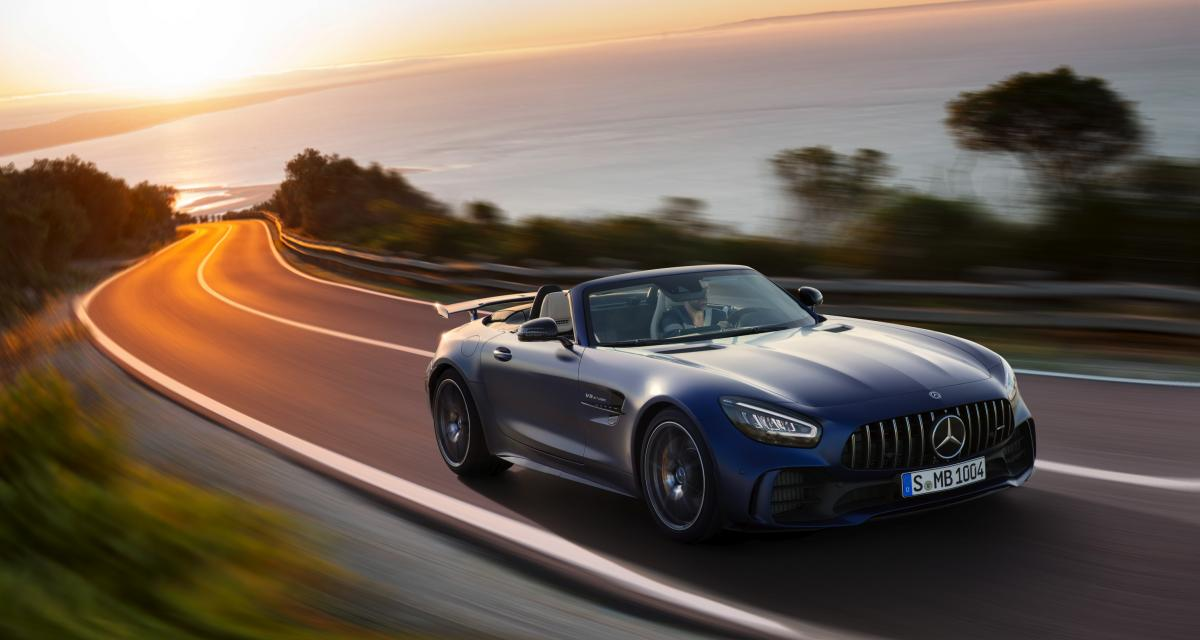 Mercedes-AMG GT R Roadster: la quête du Graal