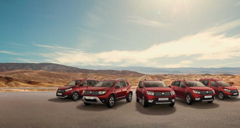 Dacia présente une série spéciale TechRoad au Salon de Genève