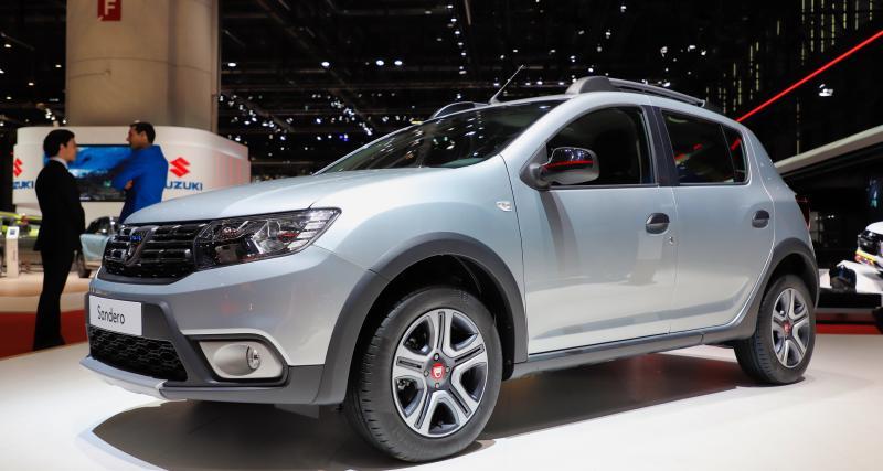 Dacia Sandero Stepway Ultimate : nos photos de la série limitée au Salon de Genève 2019