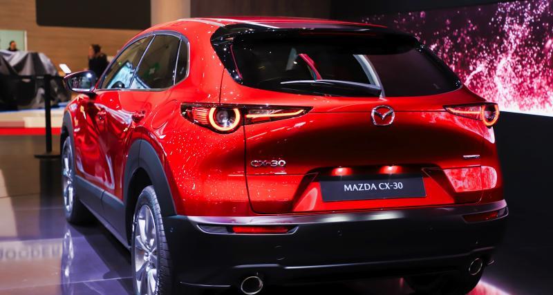 Mazda CX-30: le SUV optimisé