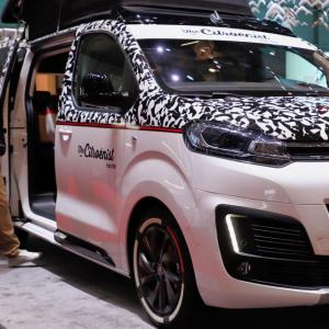 Citroën SpaceTourer The Citroënist: toutes nos photos du camping-car du futur à Genève