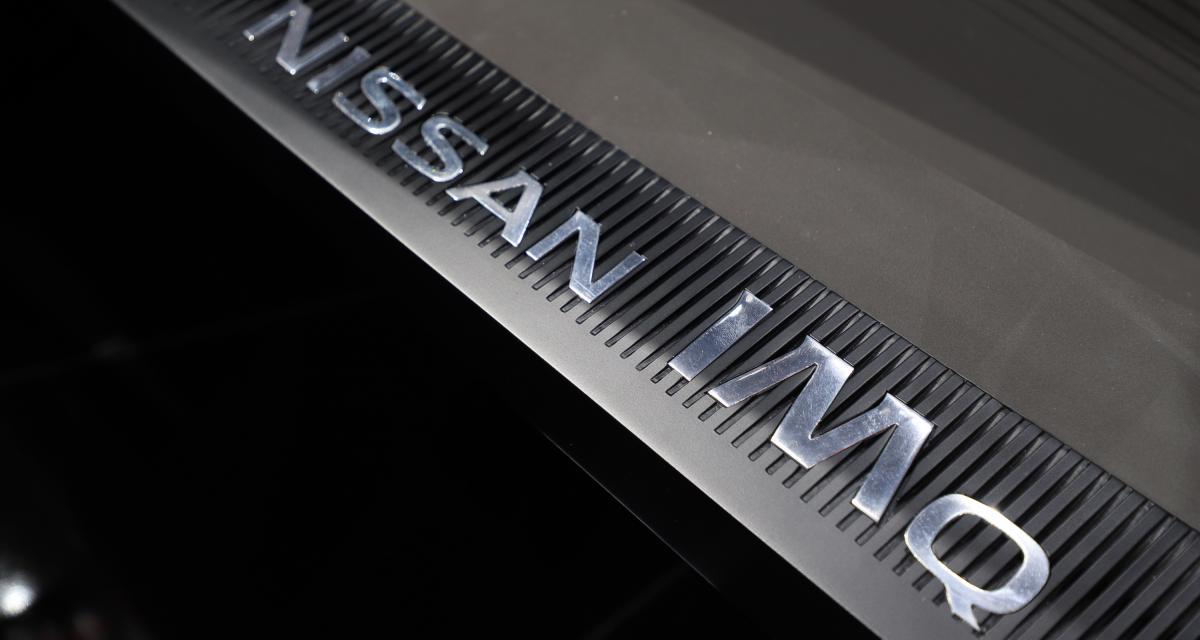 Nissan IMQ: le nouveau Qashqai en approche