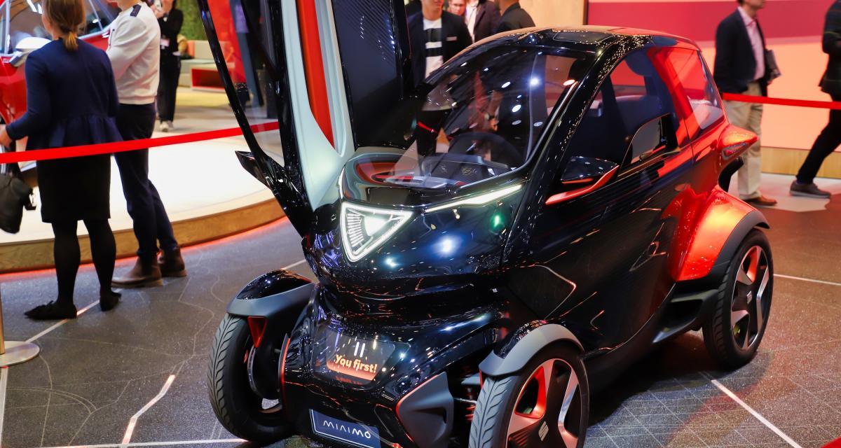 Seat Minimo Concept : nos photos du concept-car 100% électrique au Salon de Genève 2019