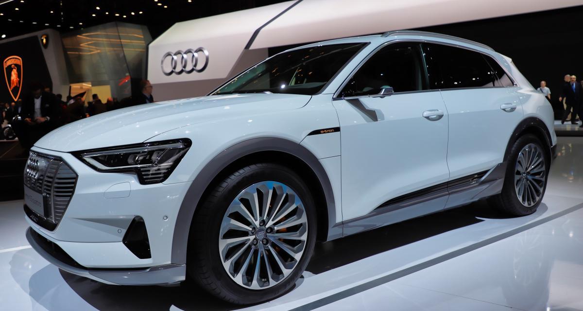 Audi Q5 PHEV : nos photos de l'hybride rechargeable au salon de Genève 2019