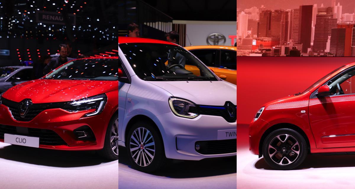 Twingo, Clio 5… le stand Renault au Salon de Genève 2019 en photos et vidéo