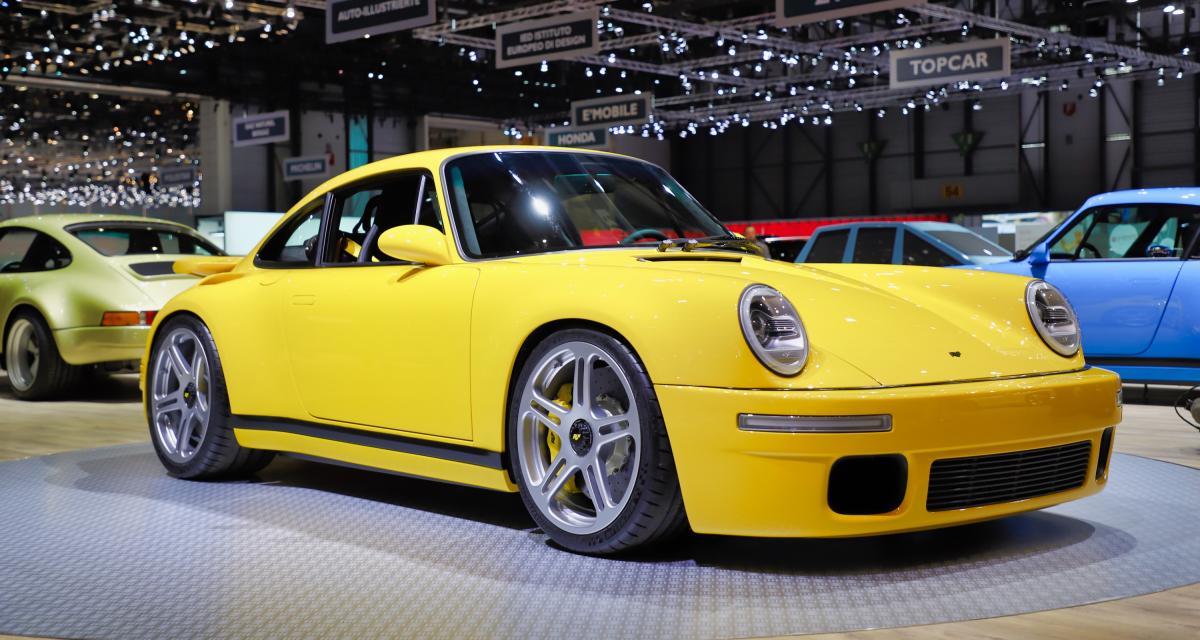 Genève 2019 - RUF CTR Anniversary : nos photos de sa vision de la Porsche 911