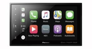 Pioneer dévoile un nouvel autoradio multimédia 8 pouces original et bien pensé