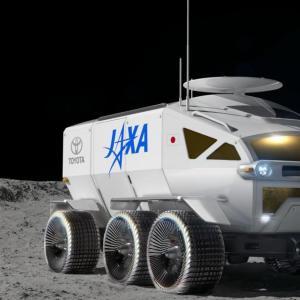 Toyota veut envoyer un véhicule à hydrogène sur la Lune avec 10 000 km d'autonomie