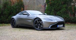 Essai de l'Aston Martin Vantage: l'Aston 2.0