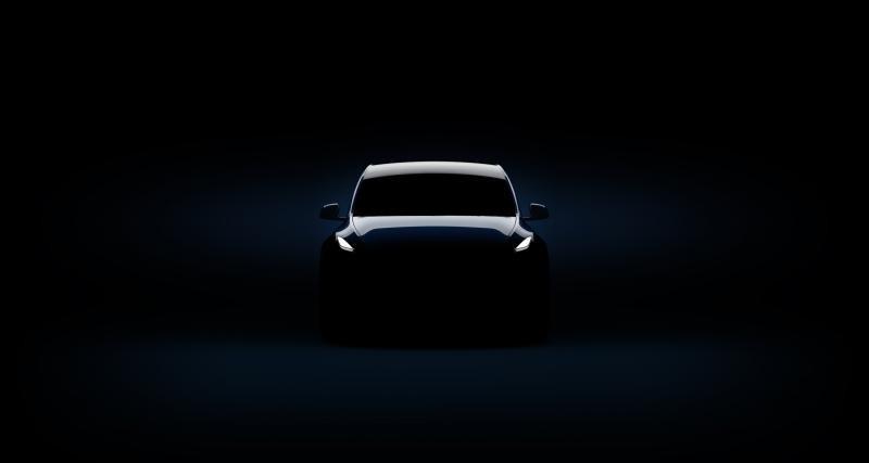 Tesla Model Y : le SUV électrique en 4 points