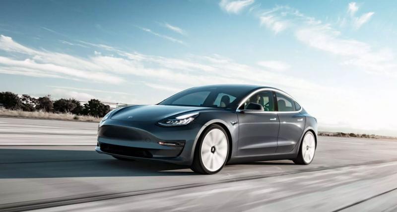 Tesla Model Y : Model 3 sauce SUV