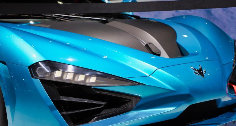 Salon de Genève - Arcfox GT : nos photos de la Race Edition