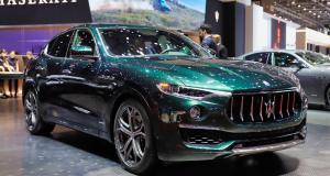 Salon de Genève - Maserati Levante Vulcano : nos photos du SUV en édition limitée