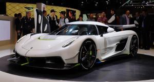 Salon de Genève - Koenigsegg Jesko : nos photos de la supercar suédoise