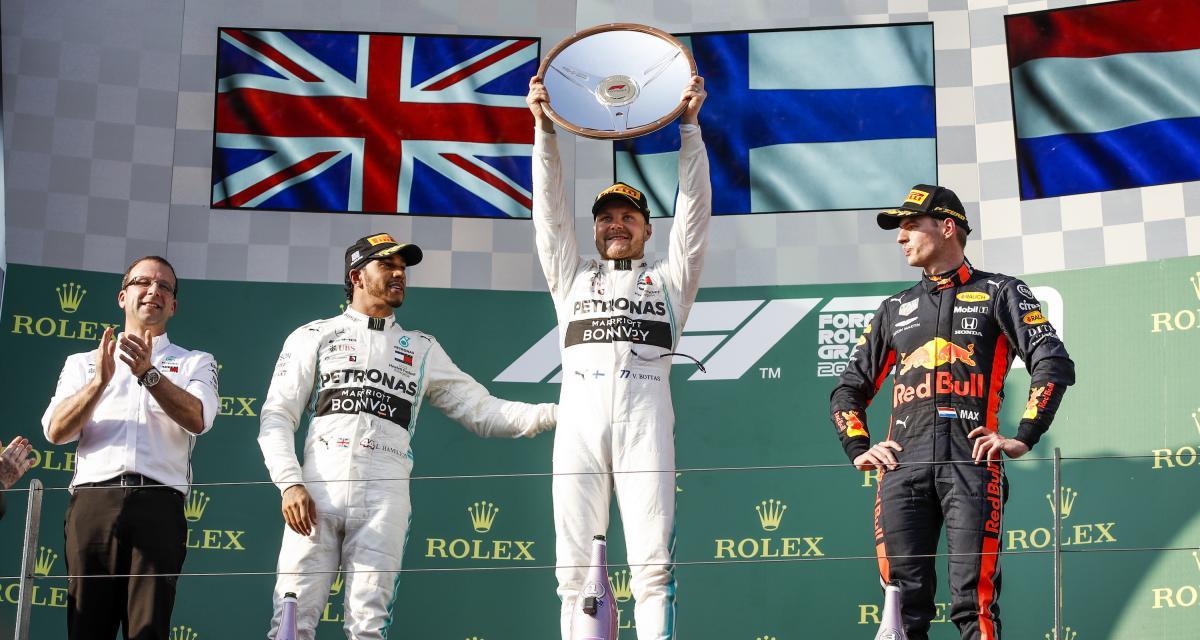 Formule 1 : la course de Mercedes au Grand Prix d'Australie en photos